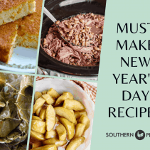 New Years Day recipes