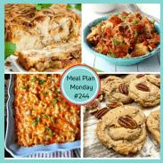Meal Plan Monday #244