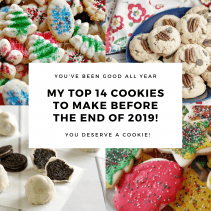 Top 14 Cookies