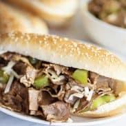 BAma Steak Sandwiches