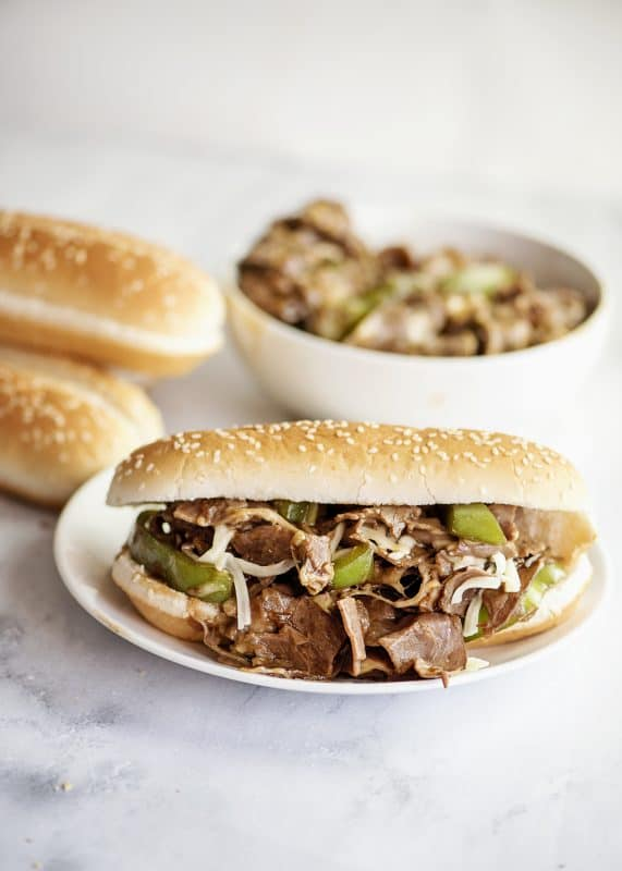 YUM! Bama Steak Sandwiches (So very EASY)