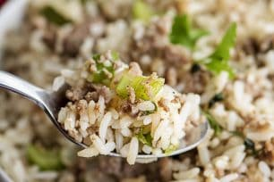Homemade Dirty Rice