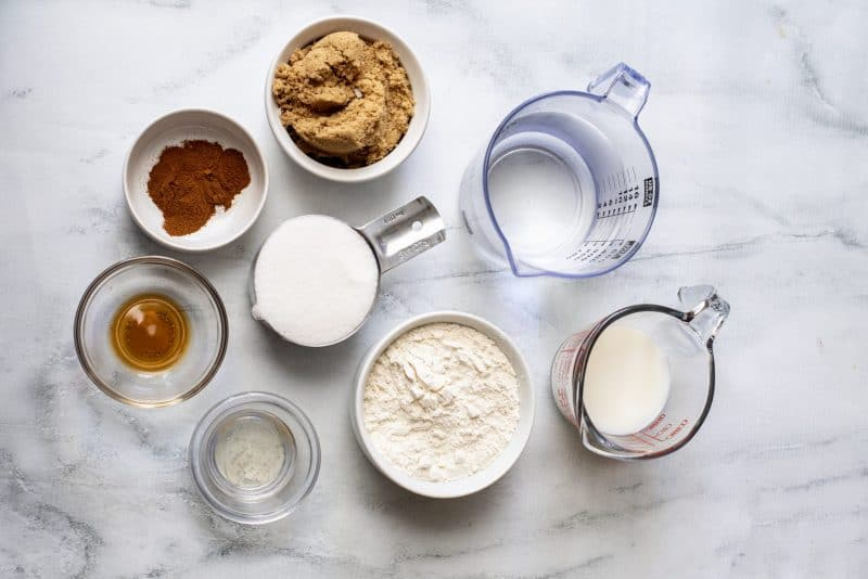 cinnamon cobbler ingredients