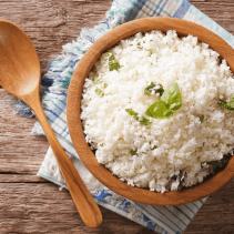 southern plate cauliflower rice pot