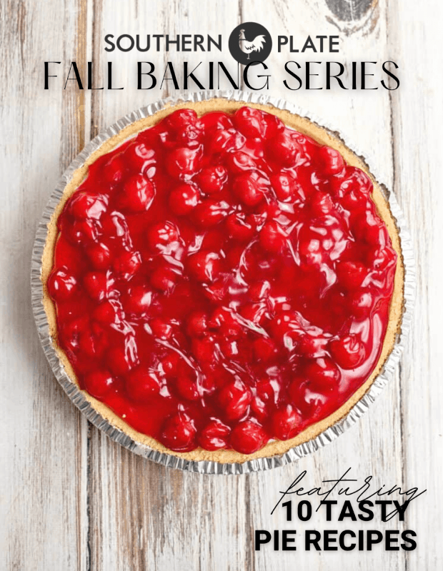 Fall Baking Series Pies Southern Plate
