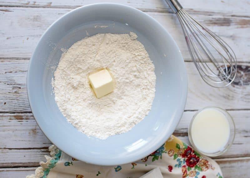 vinegar dumpling mix
