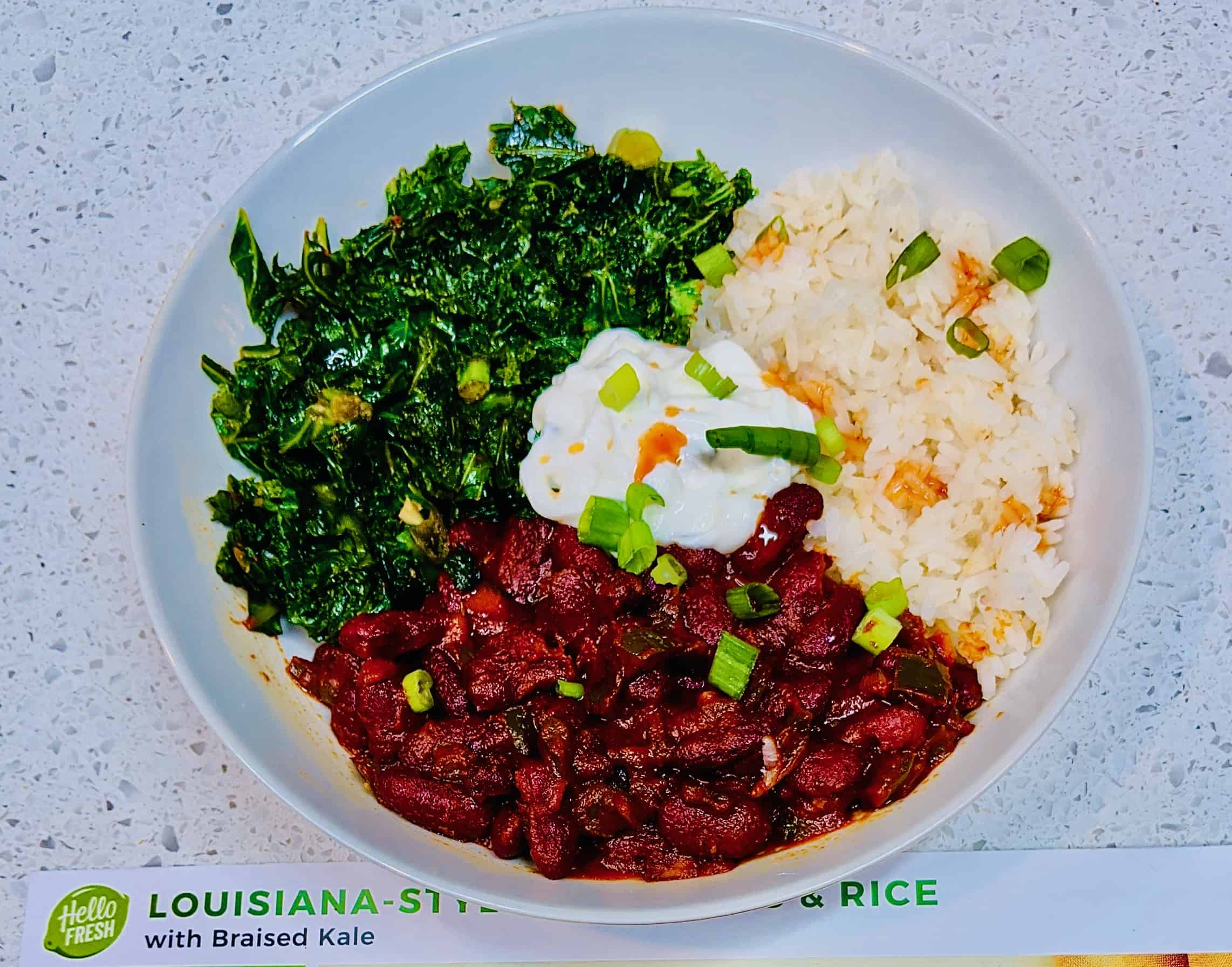 Red Beans and Rice Louisiana Style