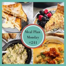 Meal plan monday 241