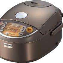 zojirushi pressure rice cooker review
