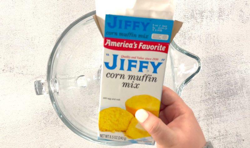 cornbread casserole jiffy