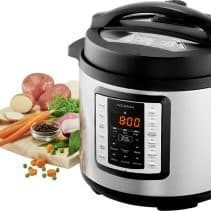 insignia pressure cooker review