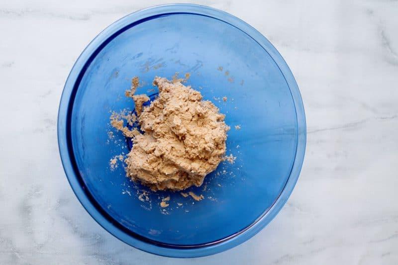 peanut butter ball dough