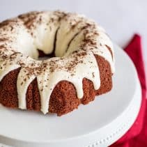 red velvet bundt cake