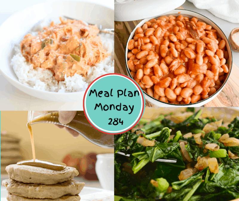 meal plan monday 284