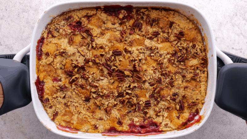 Bake until golden brown.